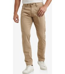 lucky brand men's 110 slim sateen strech jeans