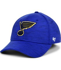 '47 brand st. louis blues staunton contender cap