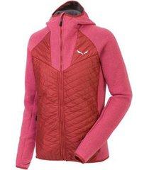 fleece jack salewa bluza fanes pl/tw w jacket 25984-6336