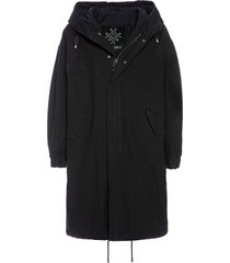black london parka m51 for woman