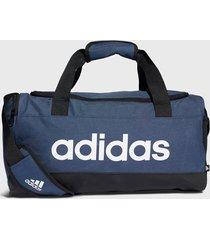 bolso linear duffel s azul adidas performance