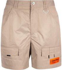 heron preston classic cargo shorts