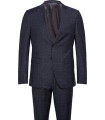 reymond/wenten kostym blå boss
