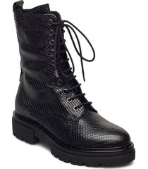 under 1b shoes boots ankle boots ankle boot - flat svart marc o'polo footwear