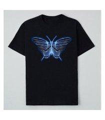 camiseta reserva lnk butterfly anatomy masculina