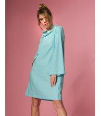 sukienka neo błękit
