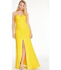 b darlin juniors' strapless sweetheart gown