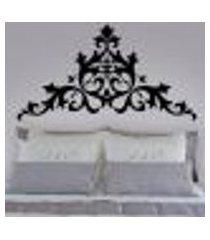 adesivo de parede cabeceira de cama modelo 20 - p 50x92cm
