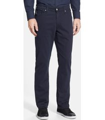 ag graduate sud slim straight leg pants, size 28 x 32 in navy at nordstrom