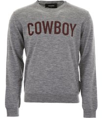 dsquared2 cowboy pullover