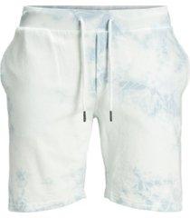 jack & jones men's tie dye sweat shorts