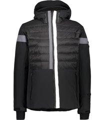 campagnolo dons nero jacket zip hood