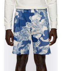 boss men's kedno-short-d-pleats regular-fit shorts