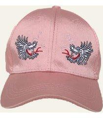 gorra rosa nuevas historias dragón