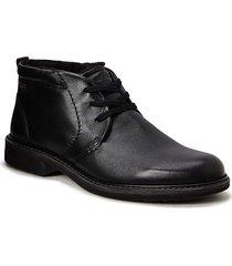 turn desert boots snörskor svart ecco