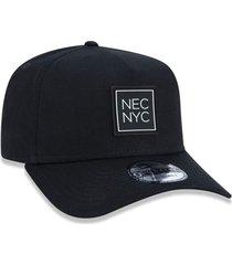 bonã© new era nec nyc preto - multicolorido - dafiti