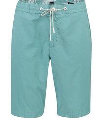 hugo boss shorts sabriel turquoise