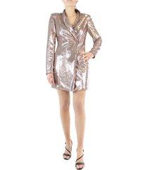 dress / jacket in sequins