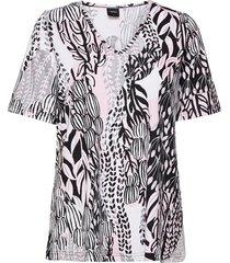 ladies pyjamas, suurennuslasi top roze nanso