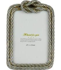 porta retrato  prata premium prata kasa ideia - prata - dafiti