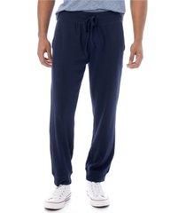 men's interlock lounge pants