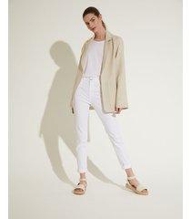 blazer beige portsaid lino ohnest