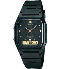 reloj casio aw_48he_1av negro resina