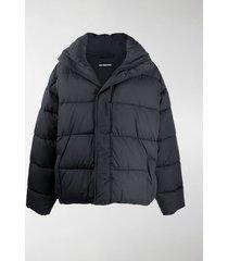balenciaga oversize padded jacket
