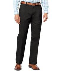 dockers men's alpha creased khaki pants, created for macy's