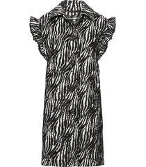 filuca by nbs jurk knielengte zwart custommade