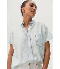 linneskjorta ss alexandra shirt