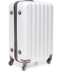 maleta viaje pequeña gris color gris, talla uni