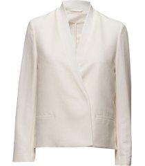 abbey jacket blazer colbert crème filippa k
