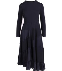 high flippancy polyamide dress