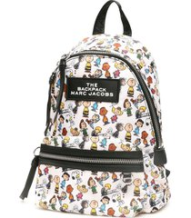 marc jacobs peanuts x collaboration medium backpack