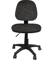 silla  addequar  platina media   gris nevado -2054