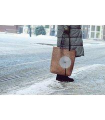torba na zakupy dmuchawiec