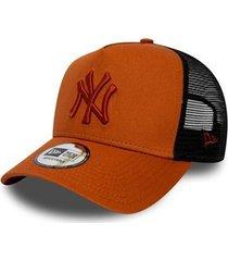 gorra new era new york yankees trucker league essential