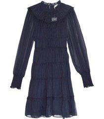 emmeline dress in midnight