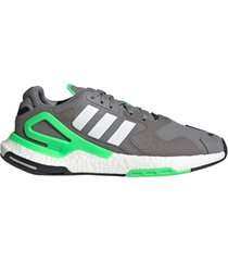 zapatilla gris adidas day jogger