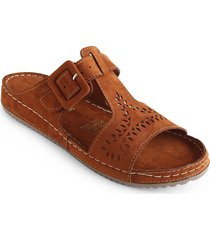 priceshoes sandalia confort dama 162404miel