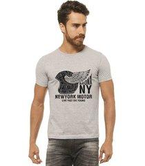 camiseta joss - bronx ny - masculina