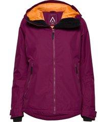cake jacket outerwear sport jackets paars wearcolour