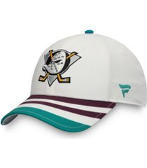 authentic nhl headwear anaheim ducks special edition adjustable cap