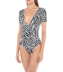 leslie amon one-piece swimsuits