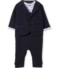 hugo boss blazer-style onesie