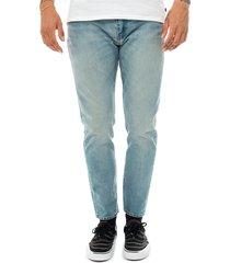 taper jeansslim