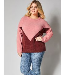 trui angel of style roze::roest