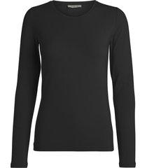 blouse basic long sleeved