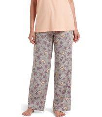 hue printed jersey pajama pants